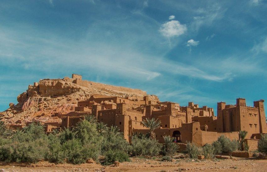Yunkai - Ait Ben Haddou, Marokko