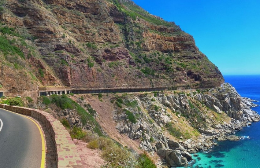 Chapman's Peak Drive (Zuid-Afrika)