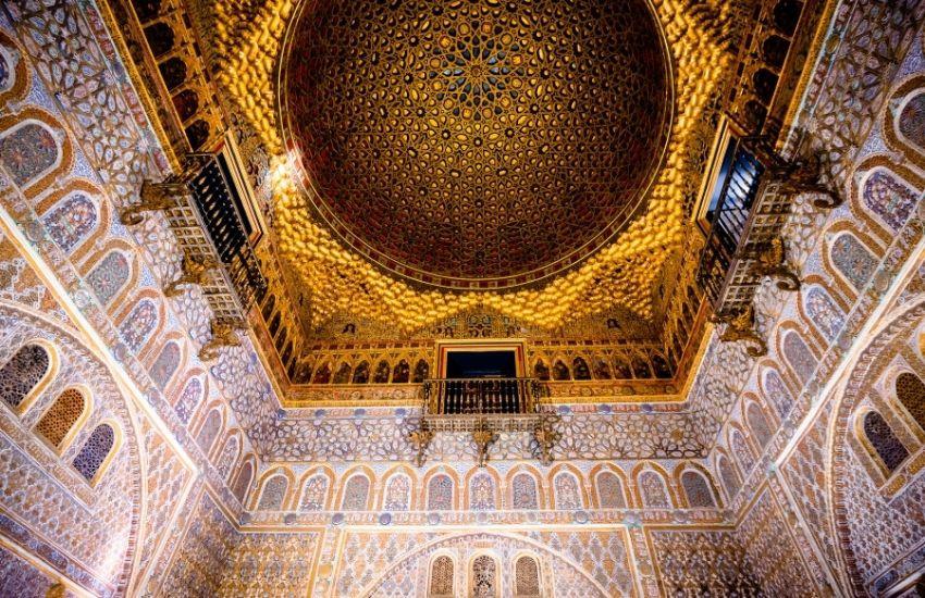 Dorne - Sevilla, Spanje