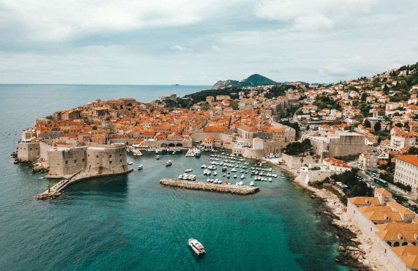King's Landing - Dubrovnik, Kroatië