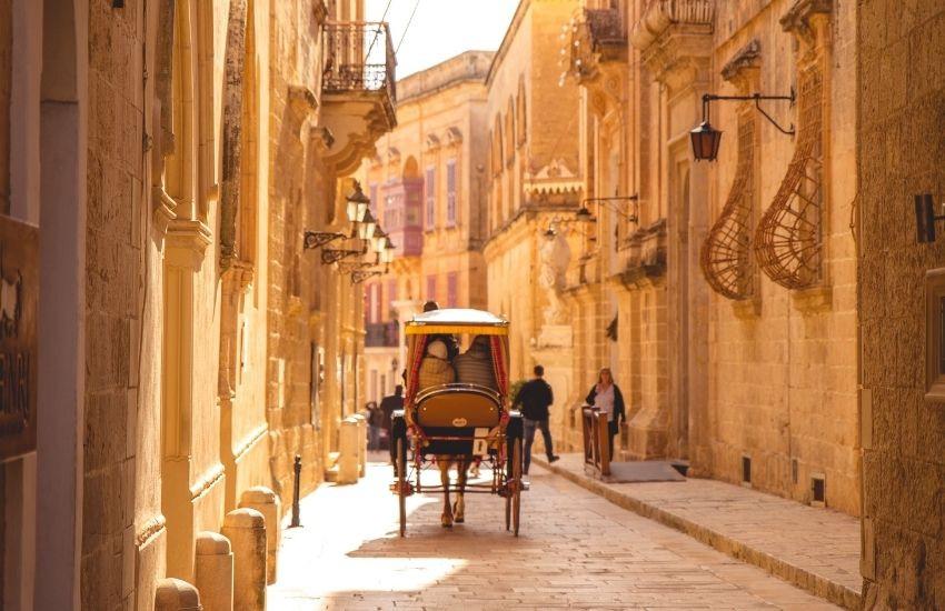 Toegang tot King's Landing - Mdina, Malta