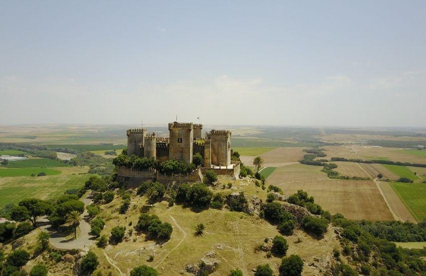 Highgarden - Castillo de Almodóvar del Río, Spanje