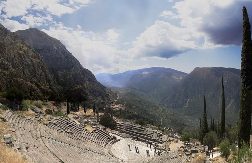 Theater van Delfi