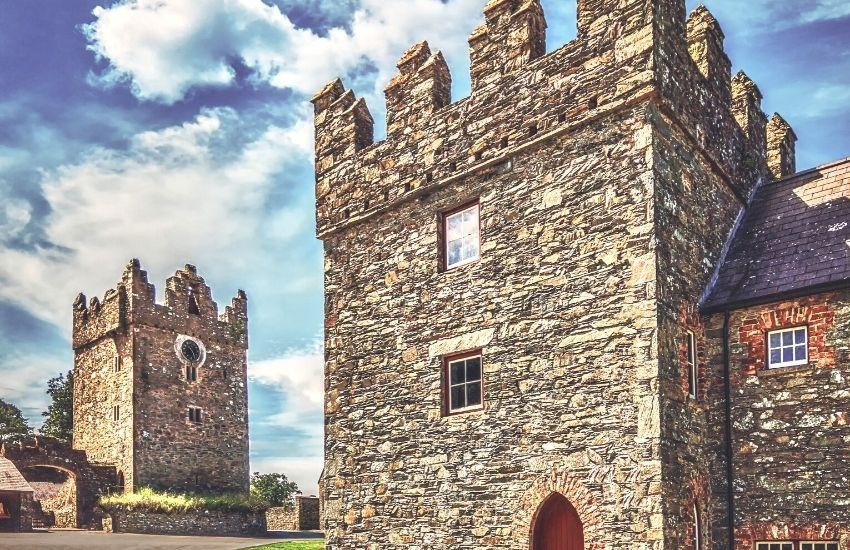Winterfell - Castle Ward, Ierland