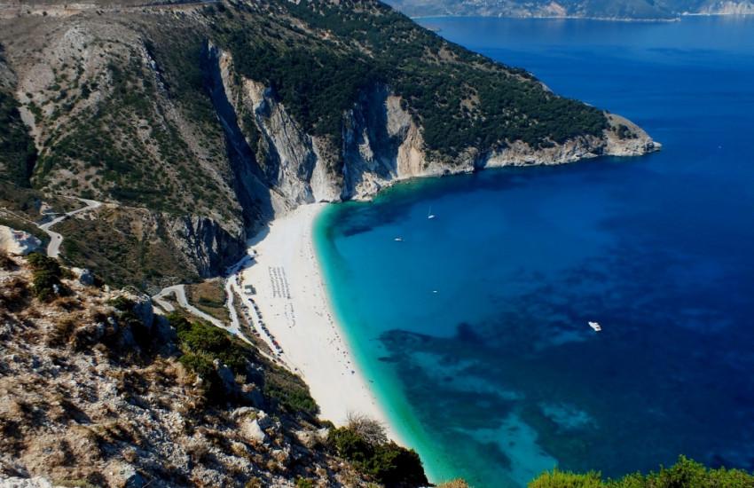 Strand van Myrtos