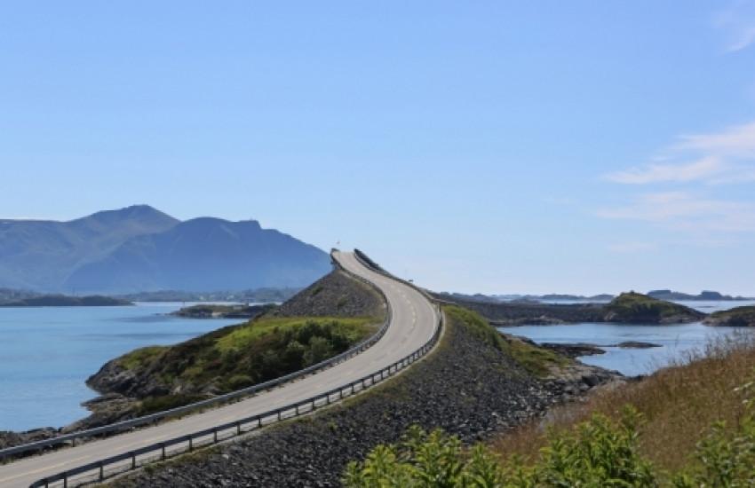 Atlantische Weg (Noorwegen)