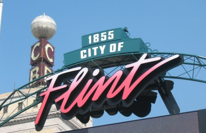 Flint, Verenigde Staten