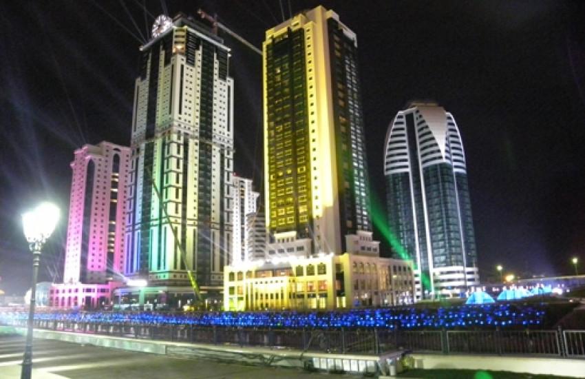 Grozny, Tsjetsjenië