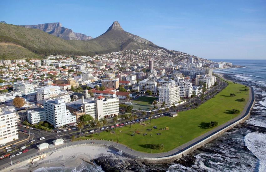 Zuid-Afrika, Kaapstad