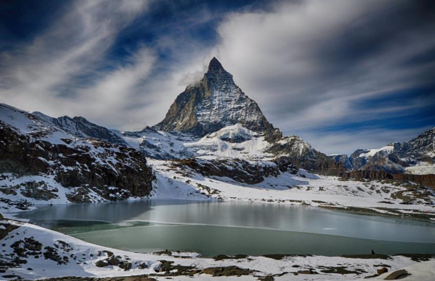 Matterhorn, Zwitserland