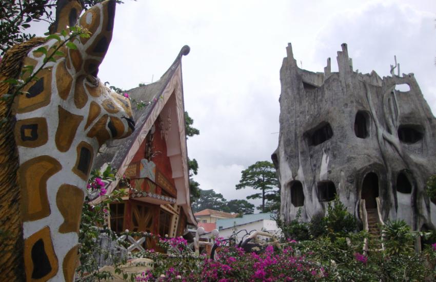 Crazy House (Vietnam)