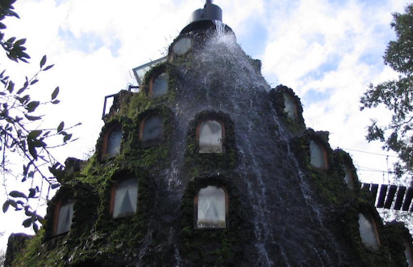 Montaña Mágica Lodge (Chili)