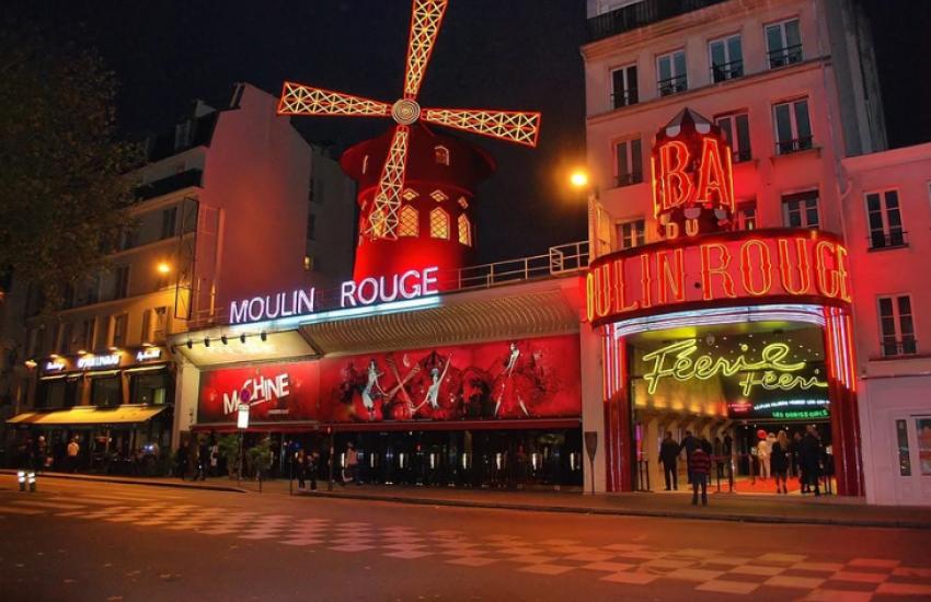 Moulin Rouge, Parijs