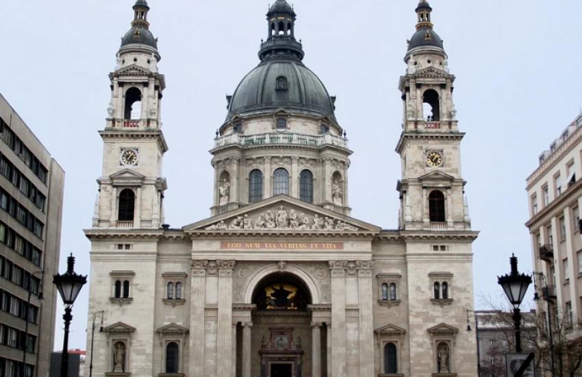 Sint-Stefanusbasiliek, Boedapest
