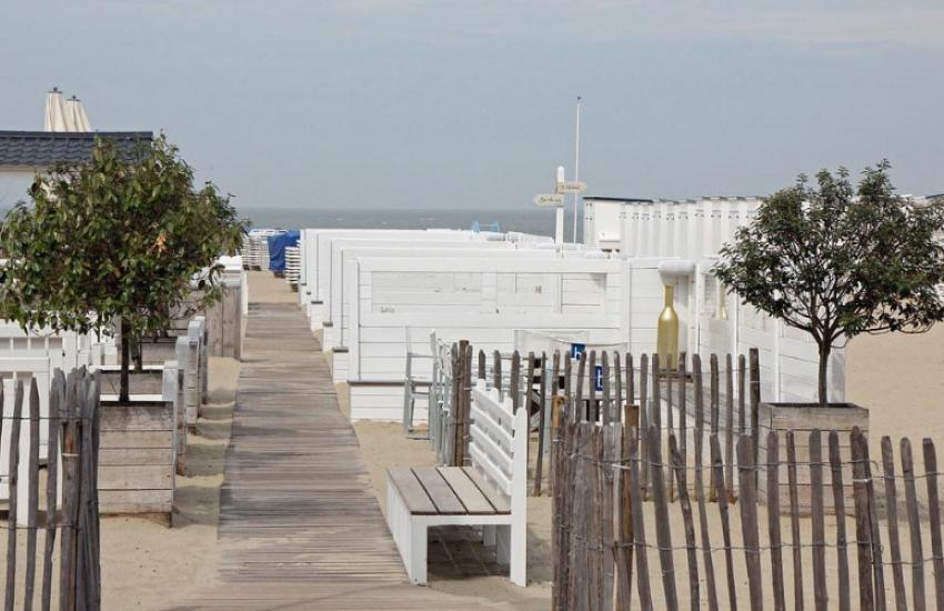 Monroe beach - Knokke (BE)