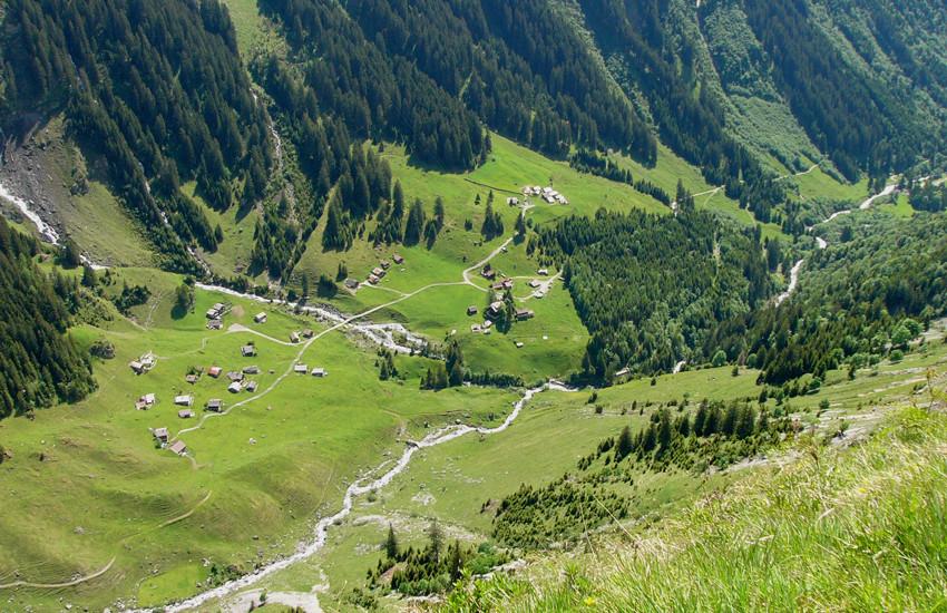 Klausenpas (Zwitserland)