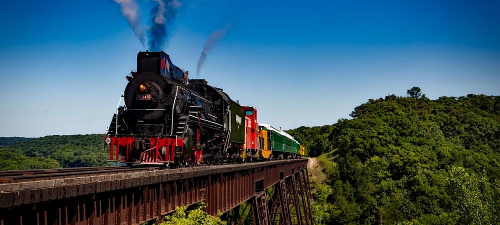 Ontdek de 10 mooiste treinreizen ter wereld