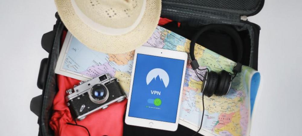 Veilig onderweg internetten met een VPN