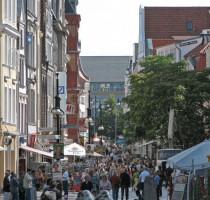 Winkelen en shoppen in Aken
