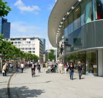 Winkelen en shoppen in Frankfurt am Main
