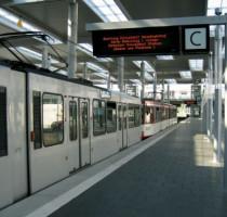 Vervoer in Düsseldorf