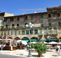 Winkelen en shoppen in Verona