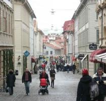 Winkelen en shoppen in Göteborg