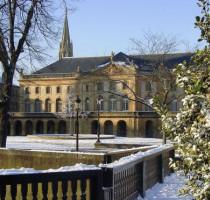 Weer en klimaat in Metz