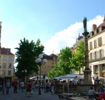 Winkelen en shoppen in Metz