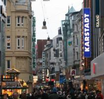 Winkelen en shoppen in Dortmund