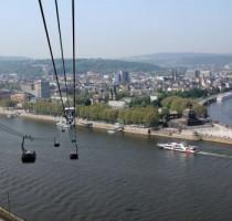 Ligging Koblenz