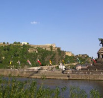 Weer en klimaat in Koblenz
