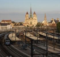 Vervoer in Dijon
