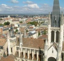 Ligging Dijon