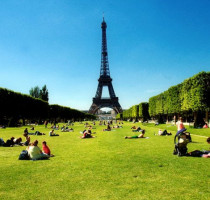 Weer en klimaat in Parijs