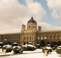 Weer en klimaat in Wenen