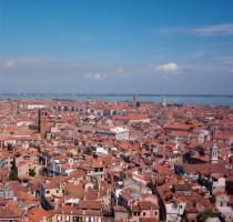Weer en klimaat in Venetië