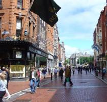 Winkelen en shoppen in Dublin