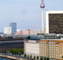 Ligging Berlijn