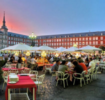 Eten en drinken in Madrid
