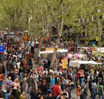 Winkelen en shoppen in Madrid