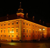 Uitgaan in Warschau