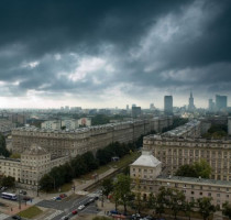 Weer en klimaat in Warschau
