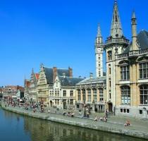Weer en klimaat in Gent