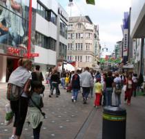 Winkelen en shoppen in Keulen