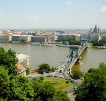 Weer en klimaat in Boedapest