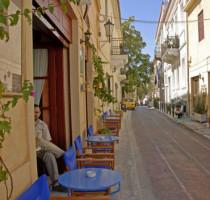 Eten en drinken in Athene