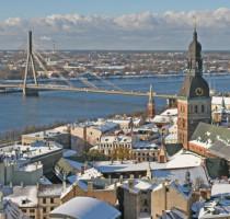 Weer en klimaat in Riga