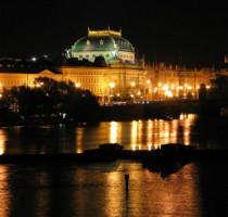 Uitgaan in Praag