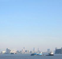 Ligging Rotterdam